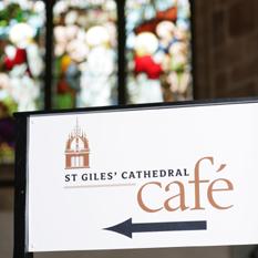 St Giles Cafe Edinburgh